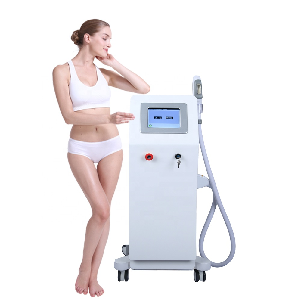 Professional ipl shr hair removal machine TM-E118S