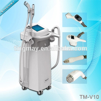 Vacuum cellulite sunction massage machine