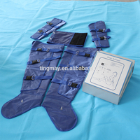 Professional pressotherapy sauna slimming body suit