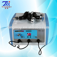 Ultrasonic home use facial massage machine