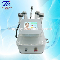 Cavitation rf slimming vacum machine