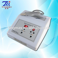 Portable ultrasonic skin cleaner
