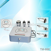 Ultrasonic cavitation radio frequencia facial machine