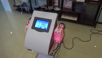 Multifunction vacuum cavitation system RF lipolaser weight loss beauty machine