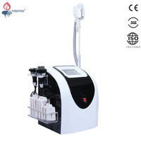 2018 Hot Portable cryolipolysis lipolaser slimming machine fat freezing criolipolisis cavitation rf cryo hand
