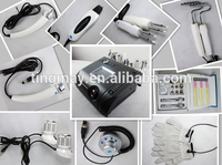 Hot cold facial massager microdermabrasion bio lifting/ microdermabrasion machine home use