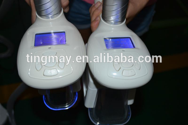 Cryo therapy Fat Reduction System fat freeze cryolipolysis machine on sale