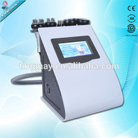 Portable lipo cavitation machine /cavitation rf cellulite reduce device