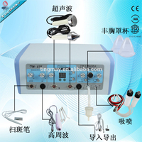 7 in 1 Multi-function high frequency electrotherapy galvanic machine