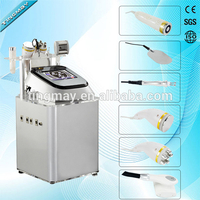 multifunctional salon use vacuum rf weight loss cavitation machine