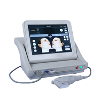 HIFU facial Anti-aging & body slimming machine/ hifu focused ultrasound machine