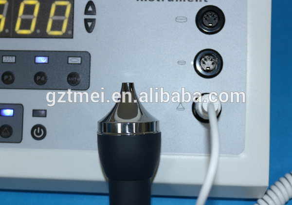 Portable 3mhz ultrasound therapy skin tightening machine