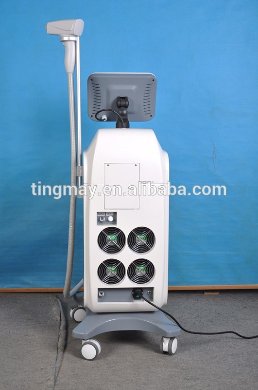 2019 Factory Price High Quality painless professional 808nm diode laser hair removal