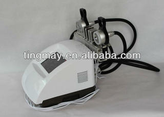 multipolar rf vacuum fat removal machine aesthetic equipment