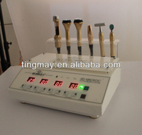 Home use electroporation galvanic facial machine
