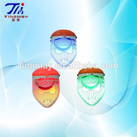 Red led light blue led light green led light LED facial mask
