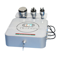 Portable ultrasonic cavitation tripolar rf slimming beauty machine