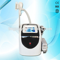 Effective weight loss fat freezing machine Cryolipolysis slimming machine with radio frequency cavitation