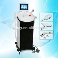 High quality Vertical IPL SHR elight nd:yag laser equipment&machine price