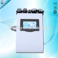 5 in 1 Portable Cavitation RF vacuum Ultrasonic machine