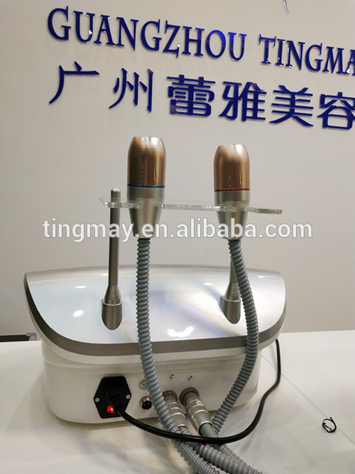 2019 Vmax HIFU Ultrasound beauty machine for anti-wrinkle face lift and firm skin