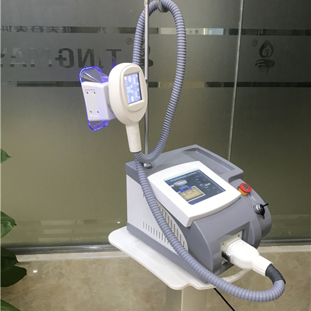 New product 1 crolipolisis handle fat freezing machine for weight loss