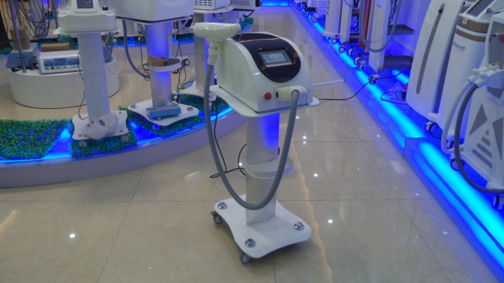 Portable q switched nd yag laser tattoo removal machine TM-J107