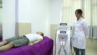 Multifunction equipment combine ipl shr laser hair removal nd yag laser tattoo removal and rf skin tighten