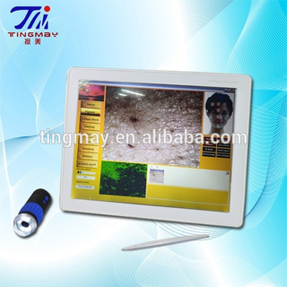 Magic Mirror Skin Analysis Magnifier Machine