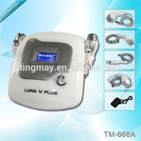 Ultrasonic cavitation Skin tightening face lifting rf machine