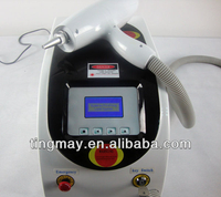 Nd yag lazer hair removal machine