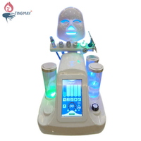 Newest 7 in 1micro bubble hydro dermabrasion spa oxygen jet peel therapy facial cleansing beauty machine