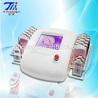 2014 Smart lipo laser slimming machine for home use