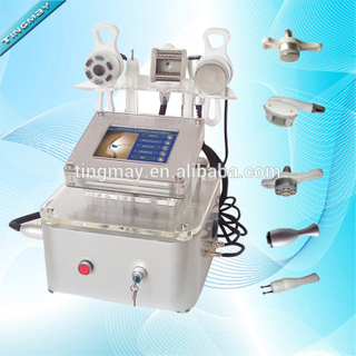Vacuum cavitation radio frequency