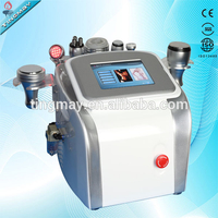 7 in 1 portable ultrasonic rf vacuum cavitation machine/ultrasonic liposuction cavitacion rf fat removal machine