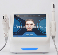 2 in 1 high intensity focused ultrasound vaginal hifu