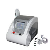 Portable E-light n IPL hair removal machine/skin rejuvenation machine TM-E 118