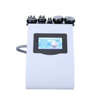 Ultrasound vacuun cavitation system BIO RF Body RF slimming Machine