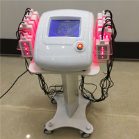 Professional diode lipo laser machine for weight loss body slimming
