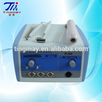 2 in 1 galvanic iontophoresis electric hair follicle stimulator