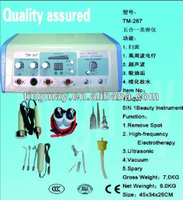 home use facial massage machine microcurrent facial machine tm-267