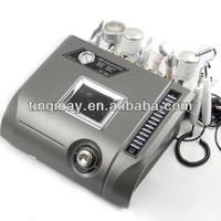 6 in 1 Diamond Dermabrasion ultrasonic Skin Care Machine