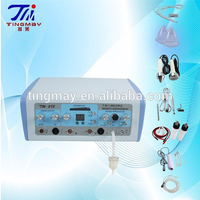 Galvanic Facial Lift Ultrasonic Breast Massager Machine
