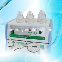 Breast firming breast enlargement pump machine