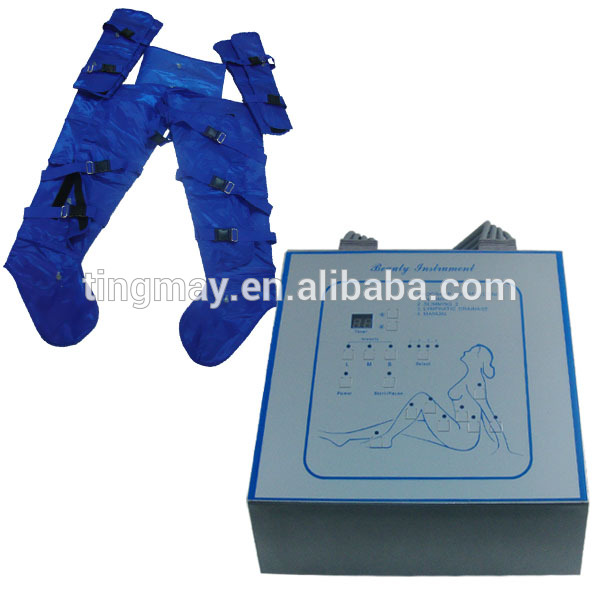 pressotherapy massage / boots pressotherapy lymph drainage machine / Pressotherapy Slimming Machine