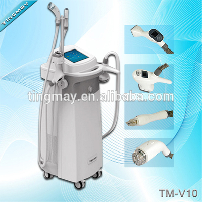Latest Technology Anti Cellulite Suction Velashape Slimming Machine
