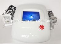 Multipolar 40K RF lipolaser slimming machine