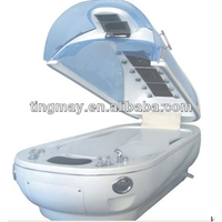 Far Infrared Sauna Spa Capsule Massage Machine