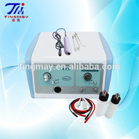 3 in 1 portable high frequency ultrasonic galvanic facial machine