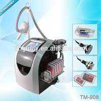 4 in1 cavitation rf lipo laser cryolipolyse device